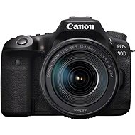 Canon EOS 90D + 18–135 mm IS USM