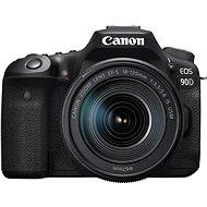 Canon EOS 90D + 18–135 mm IS USM - Digitálny fotoaparát