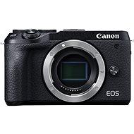 Canon EOS M6 Mark II telo - Digitálny fotoaparát