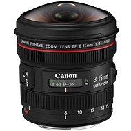 Canon EF 8–15 mm F4.0 L USM Fish-Eye - Objektív