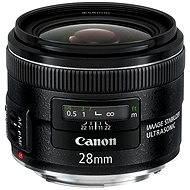 Canon EF 28 mm F2.8 IS USM - Objektív