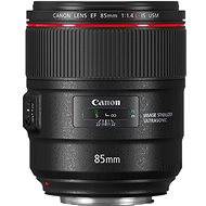 Canon EF 85mm f/1.4L IS USM - Objektív