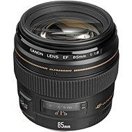 Canon EF 85 mm f/1,8 USM - Objektív