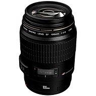 Canon EF 100 mm f/2,8 USM Macro - Objektív