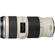 Canon EF 70 – 200 mm F4.0 L IS USM Zoom - Objektív