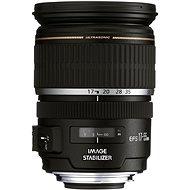 Objektív Canon EF-S 17-55 mm F2.8 IS USM Zoom černý