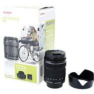Canon EF-S 18-135mm f/3.5-5.6 IS STM + Lens Hood EW-73B - Lens