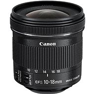 Canon EF-S 10–18 mm F4.5–5.6 IS STM