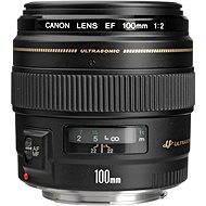 Canon EF 100 mm f/2,0 USM - Objektív