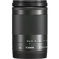 Canon EF-M 18–150 mm f/3,5–6,3 IS STM čierny - Objektív