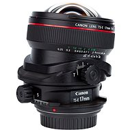 Canon TS E 17 mm f/4,0 L - Objektív