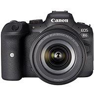 Canon EOS R6 + objektív 24-105 STM - Digitálny fotoaparát