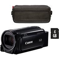 Canon LEGRIA HF R706 čierna - Essential kit - Digitálna kamera
