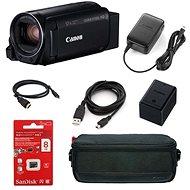 Canon Legria HF R806 Camera Black - Essential kit - Digital Camcorder