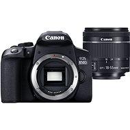 Canon EOS 850D + 18 – 55 mm IS STM - Digitálny fotoaparát