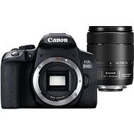 Canon EOS 85D čierny + 18 – 135 mm IS STM - Digitálny fotoaparát