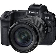 Canon EOS R + RF 24 – 105 mm f/4-7.1 IS STM - Digitálny fotoaparát