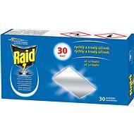 RAID elektrický suchý vankúšik 30 ks - Odpudzovač hmyzu