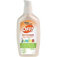 OFF! Family Care Junior gél 100 ml - Odpudzovač hmyzu