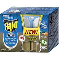 RAID elektrický odparovač s tekutou náplňou Advanced 1 + 33 ml - Odpudzovač hmyzu
