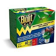 BIOLIT elektrický odparovač s tekutou náplňou 1+46 ml - Odpudzovač hmyzu