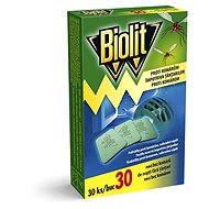 BIOLIT vankúšiky do elektrického odparovača 30 ks - Odpudzovač hmyzu