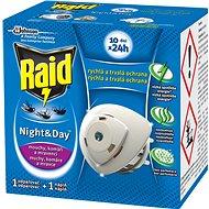 RAID proti komárom a muchám odparovací strojček + 1 náplň - Odpudzovač hmyzu