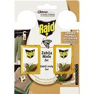RAID proti moliam s vôňou cédra 2 ks - Odpudzovač hmyzu