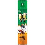 BIOLIT UNI 007 Sprej proti lietajúcemu a lezúcemu hmyzu 300 ml - Odpudzovač hmyzu
