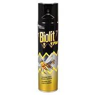 BIOLIT Plus 007 proti osám 400 ml - Odpudzovač hmyzu