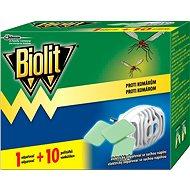 BIOLIT Elektrický odparovač so suchou náplňou 1 + 10 ks - Odpudzovač hmyzu