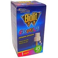BIOLIT Family Tekutá náplň do elektrického odparovača 27 ml - Odpudzovač hmyzu