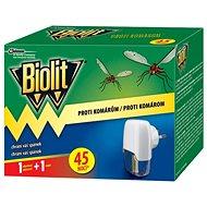 BIOLIT elektrický odparovač s náplňou 27 ml - Odpudzovač hmyzu