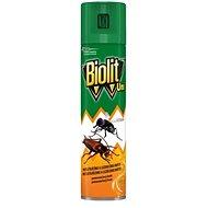 BIOLIT UNI proti lietajúcemu a lezúcemu hmyzu sprej s vôňou pomaranča 400 ml - Odpudzovač hmyzu