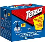TEZA náhradná náplň do elektrického odparovača 2× 36 ml (120 nocí) - Odpudzovač hmyzu