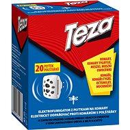 TEZA elektrický odparovač proti komárom 20 tab. - Odpudzovač hmyzu