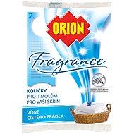 ORION Fragrance Štipce proti moliam 2 ks - Odpudzovač hmyzu