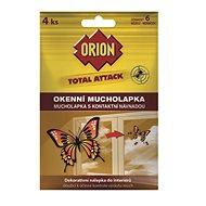 ORION Total Attack Okenná Mucholapka 4 ks - Lapač hmyzu