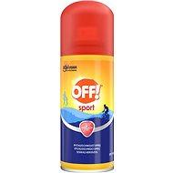 OFF! Sport rýchloschnúci sprej 100 ml - Repelent