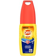 OFF! Sport rozprašovač 100 ml - Repelent