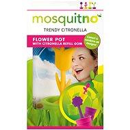 MosquitNo Dekoratívny kvetináč (mix farieb) - Odpudzovač hmyzu