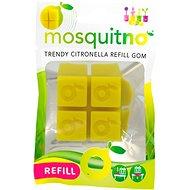 MosquitNo Náplň uvoľňujúca citrónovú vôňu - Odpudzovač hmyzu