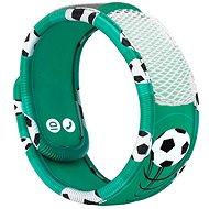 PARA'KITO Children's Bracelet, Football + 2 Refills - Mosquito Repellent Bracelet