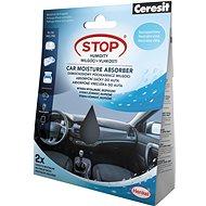 CERESIT odvlhčovač do auta, absorpčné vrecká, 2× 50 g - Pohlcovač vlhkosti
