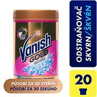VANISH Oxi Action Gold 625 g - Odstraňovač škvŕn