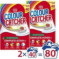 K2R Colour Catcher (2× 40 pcs) - Washing Machine Sheets