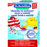 DR. BECKMANN Color &  Dirt Removal Wipes 24 pcs - Washing Machine Sheets