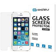 Odzu Glass Screen Protector pre iPhone 5S / SE