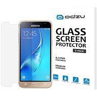 Odzu Glass Screen Protector 2pcs Samsung Galaxy J3 Duos - Ochranné sklo