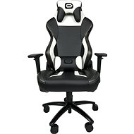 Odzu Chair Grand Prix Premium White - Herná stolička